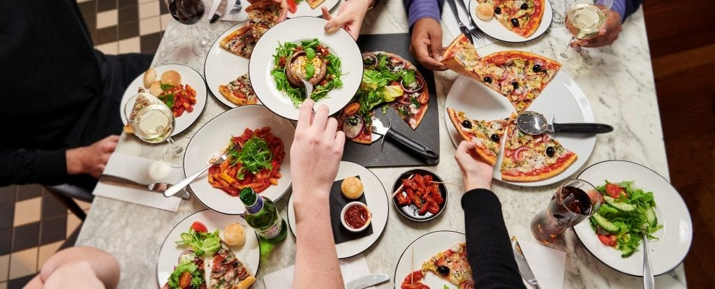 Veganuary at PizzaExpress