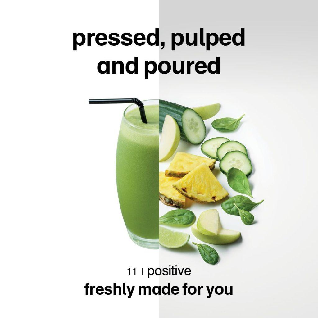 Royal Prestige Slow Juicer : Wagamama new juices! - Eden Shopping