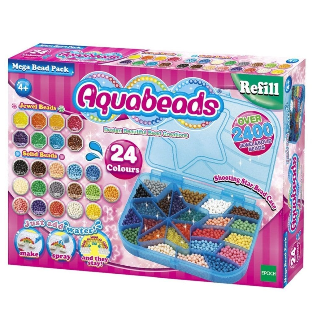Aquabeads Mega Bead Pack £19.99 - Toys Uk