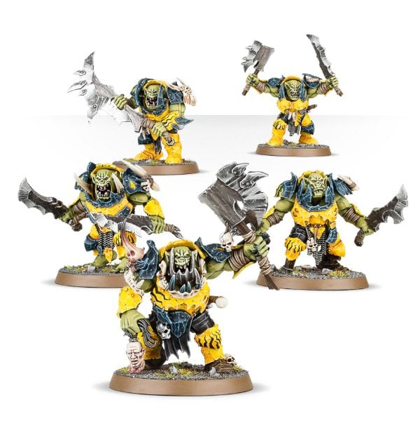 Battleforce Ironjawz Thunderfist £100 Warhammer