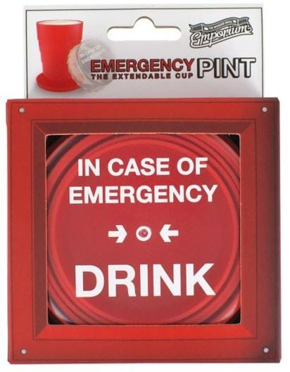 Boots - Emergency Pint £6