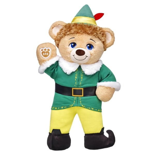 Build-A-Bear Workshop - Buddy the Elf Bear set £33.00