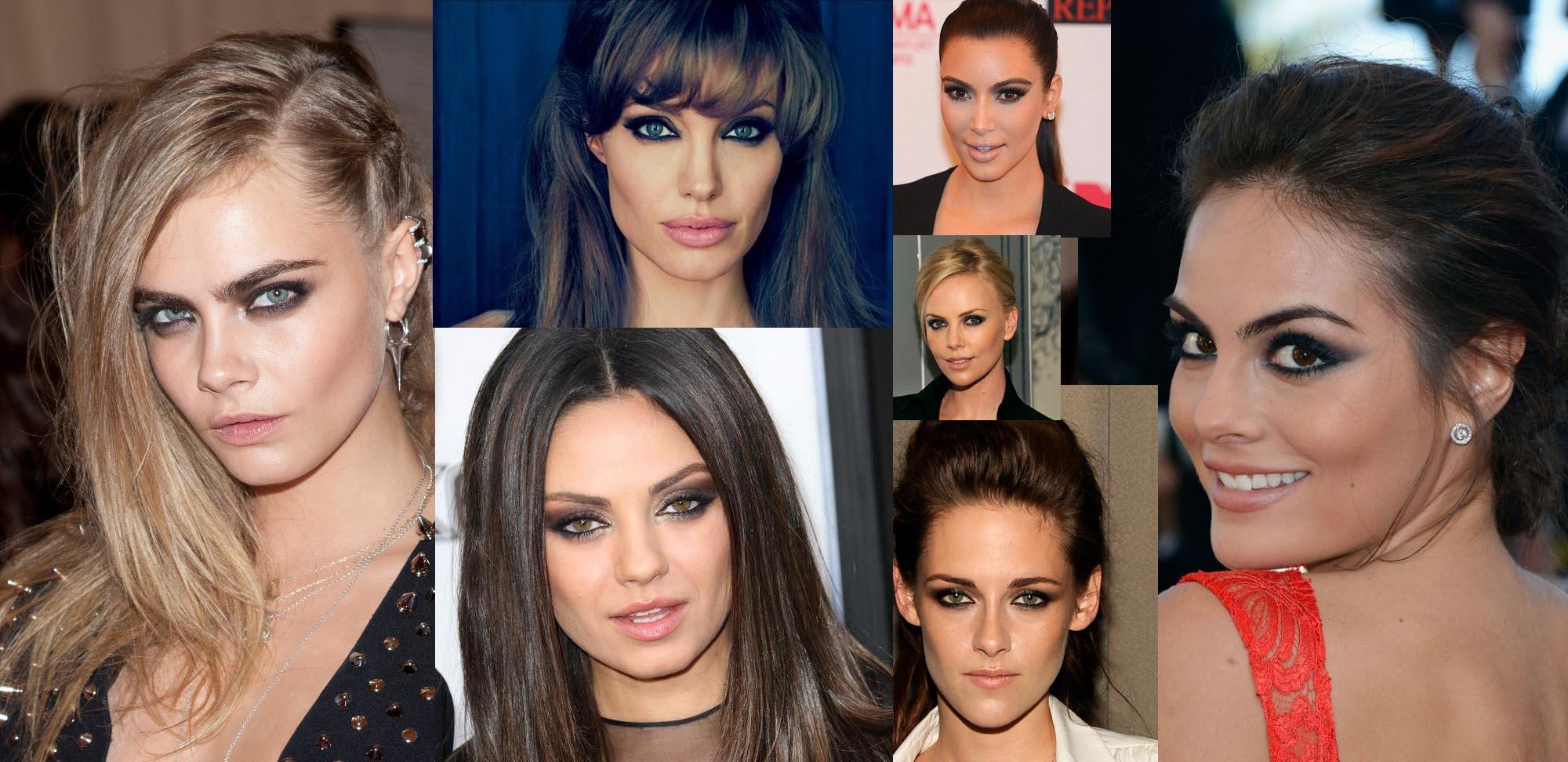 Celeb makeup