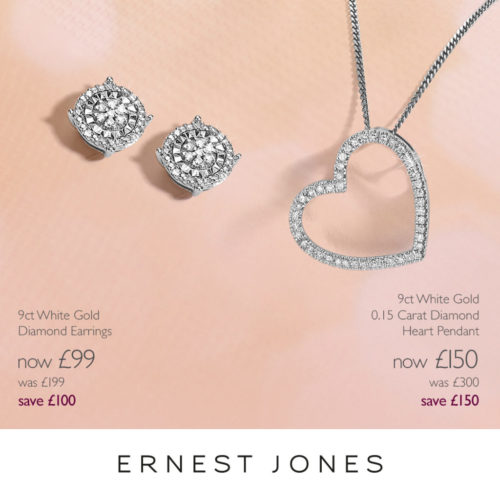 Fine Diamonds at Ernest Jones