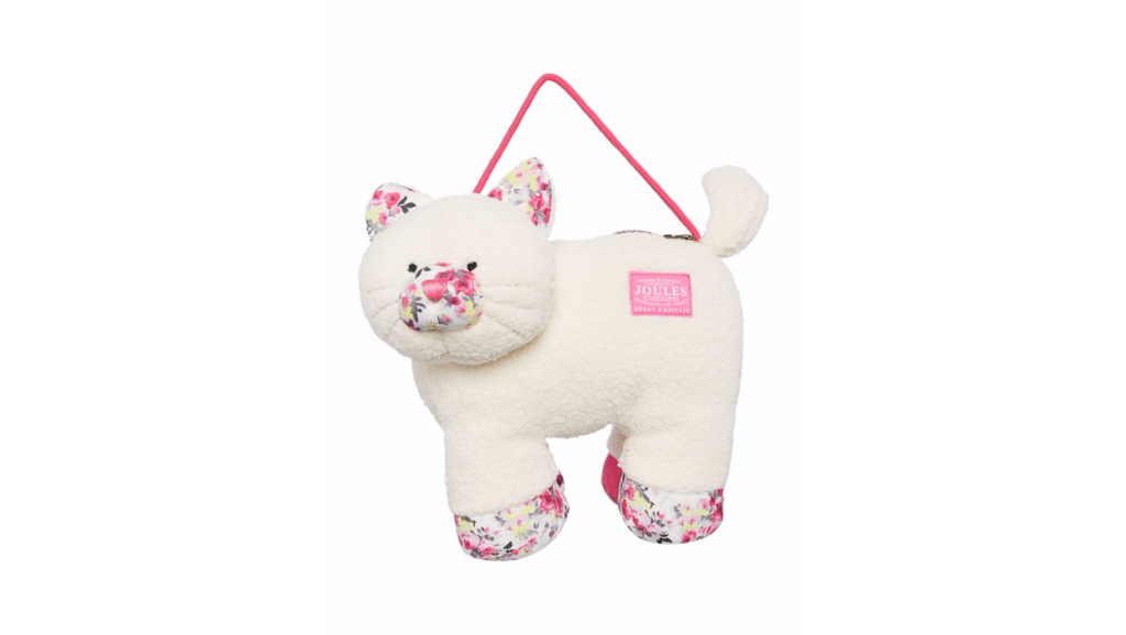 Joules in House of Fraser - Character cat bag £19.95