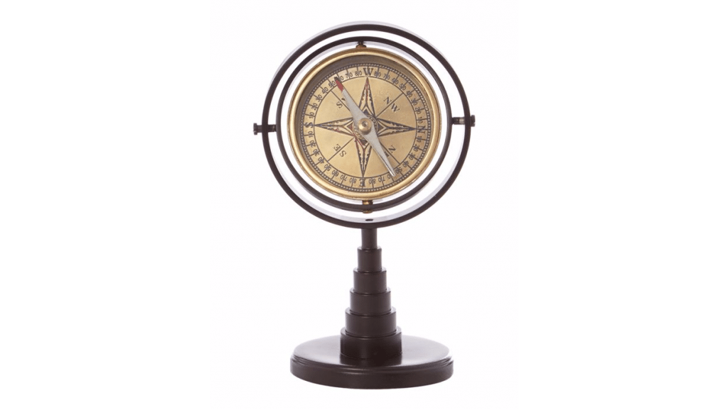 Linea in House of Fraser - Standing Compass £40.00
