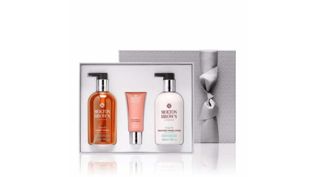 House of Fraser - Molton Brown Heavenly Gingerlily Hand Gift Set £40