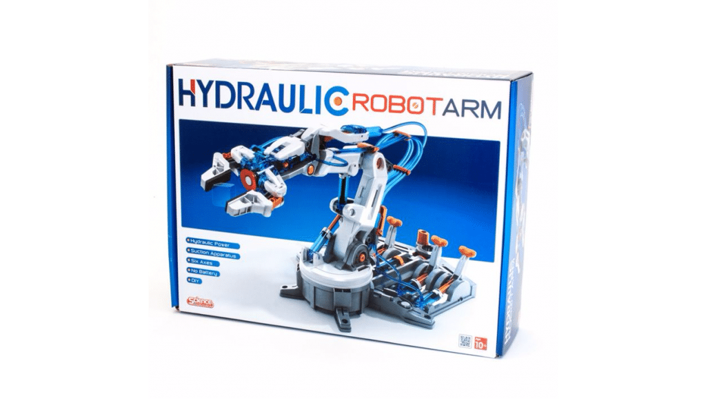 House of Fraser - Red 5 Hydraulic Robot Arm Kit £29.99