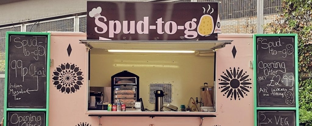 New to Eden! Spud-to-go