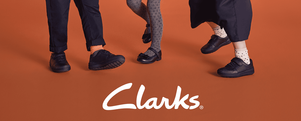 Back to School at Clarks