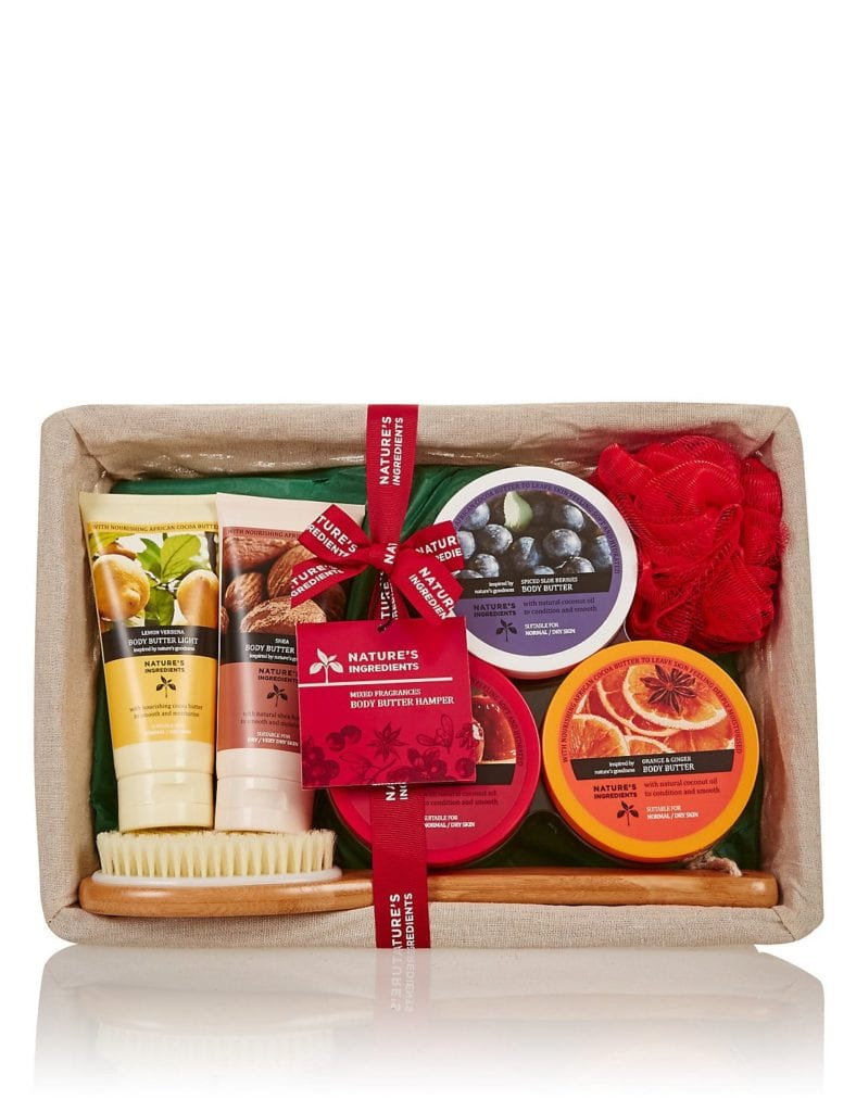 Marks & Spencer - Beauty Hamper £40