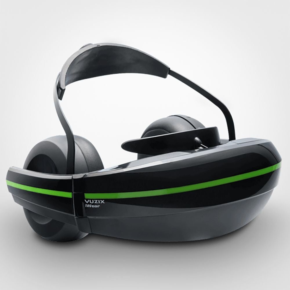 Men Kind- Vuzix Iwear Video Headphones £498.95