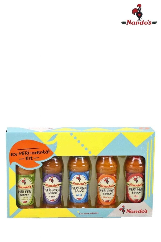 Next - Nando's sauce set £24.00