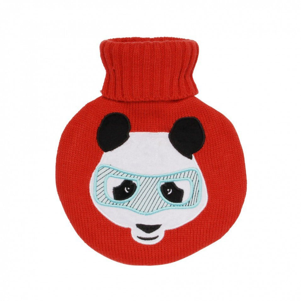 Paperchase avaliable in House of Fraser - Headgangers Hot Water Bottle £8.00