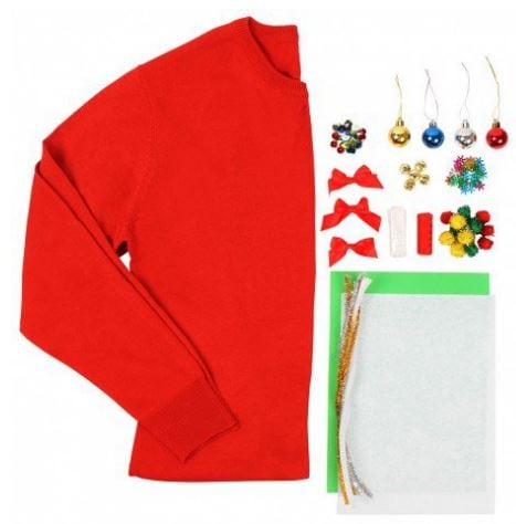 Paperchase in House of Fraser - Make your own Christmas Jumper kit £16.00