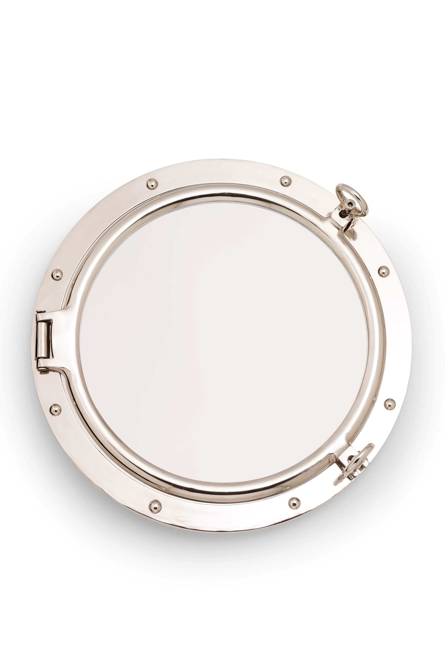 A nod to nautical eden shopping for Porthole style mirror