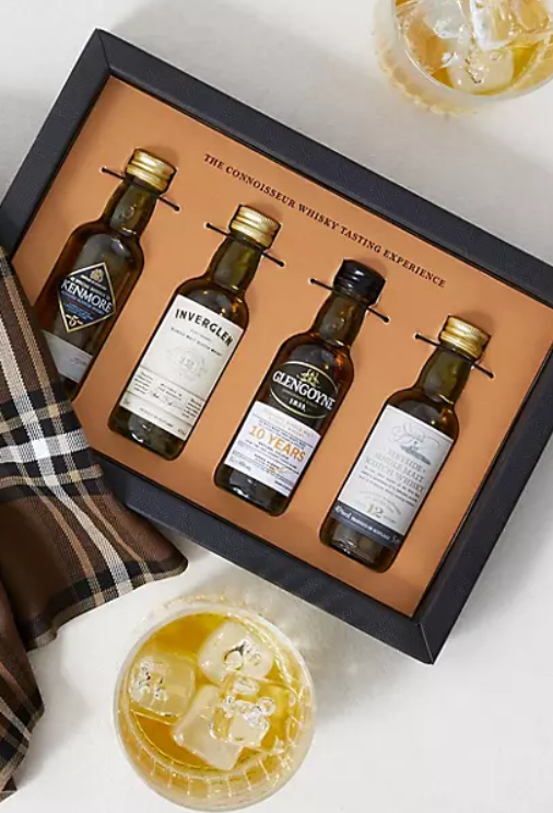 The Connoisseur Whisky Tasting Experience Gift - M&S - £15