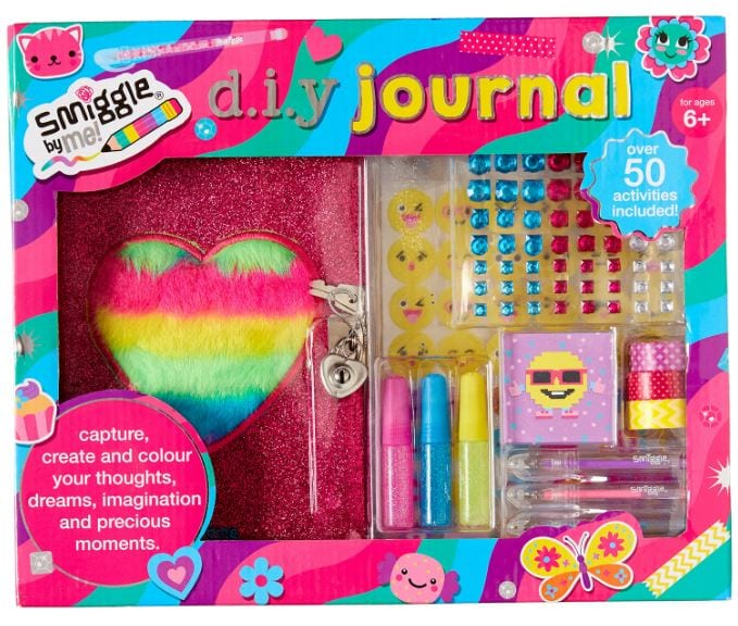 Smiggle - DIY Journal Kit £18.00