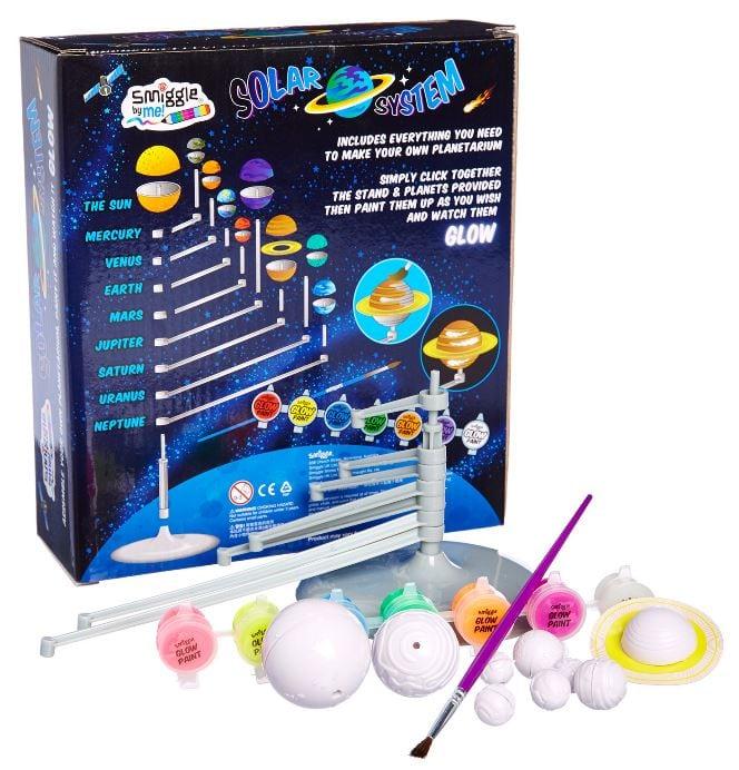 Smiggle - DIY Solar System Kit £13.00