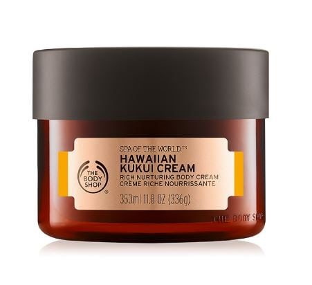 The Body Shop - Spa Of The Hawaiian Kukui Cream £23