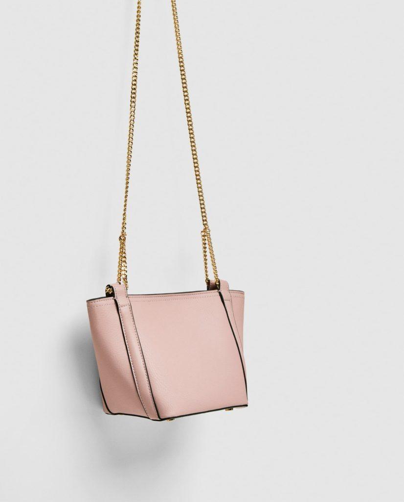 Zara- Mini Bucket Bag- £15.99