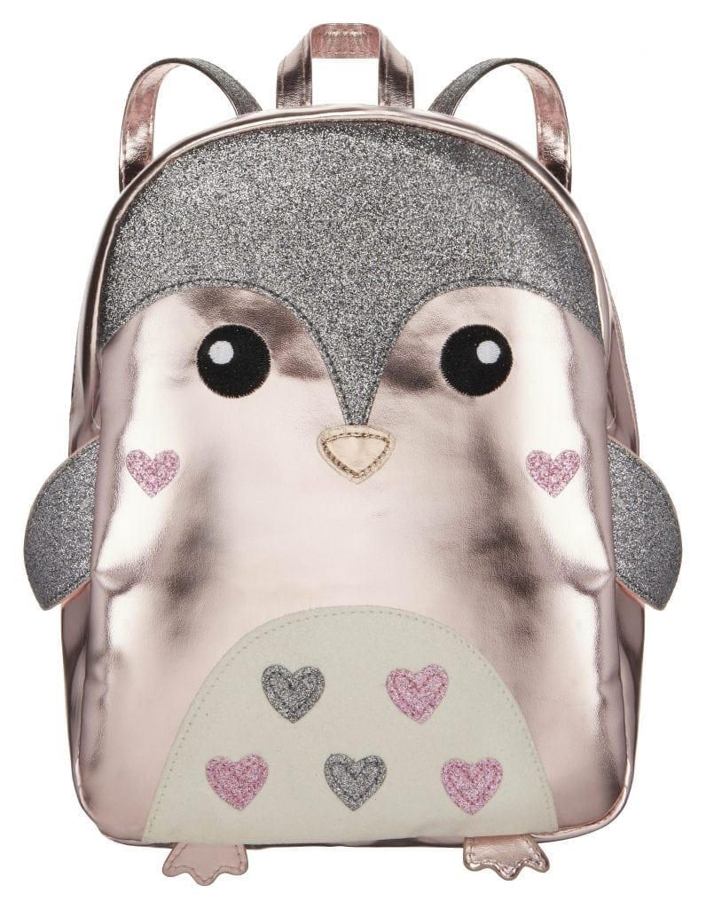 Accessorize - Angels Percy Penguin Backpack £15