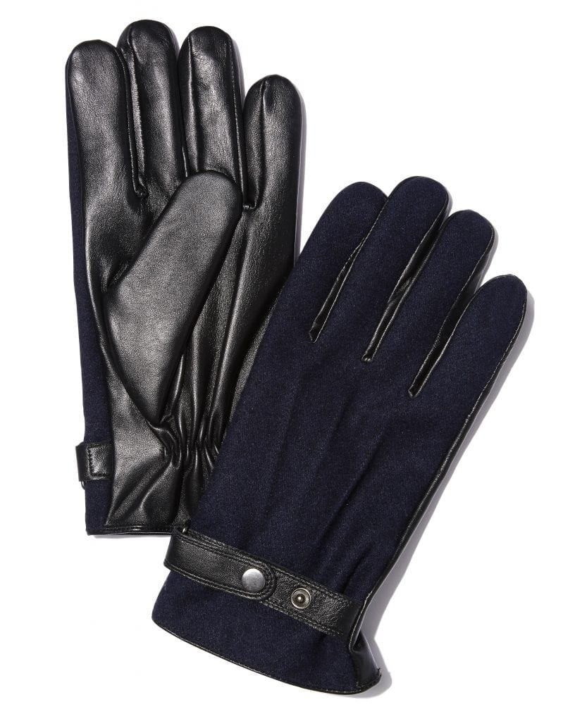 House of Fraser - Leather Gloves £35.00
