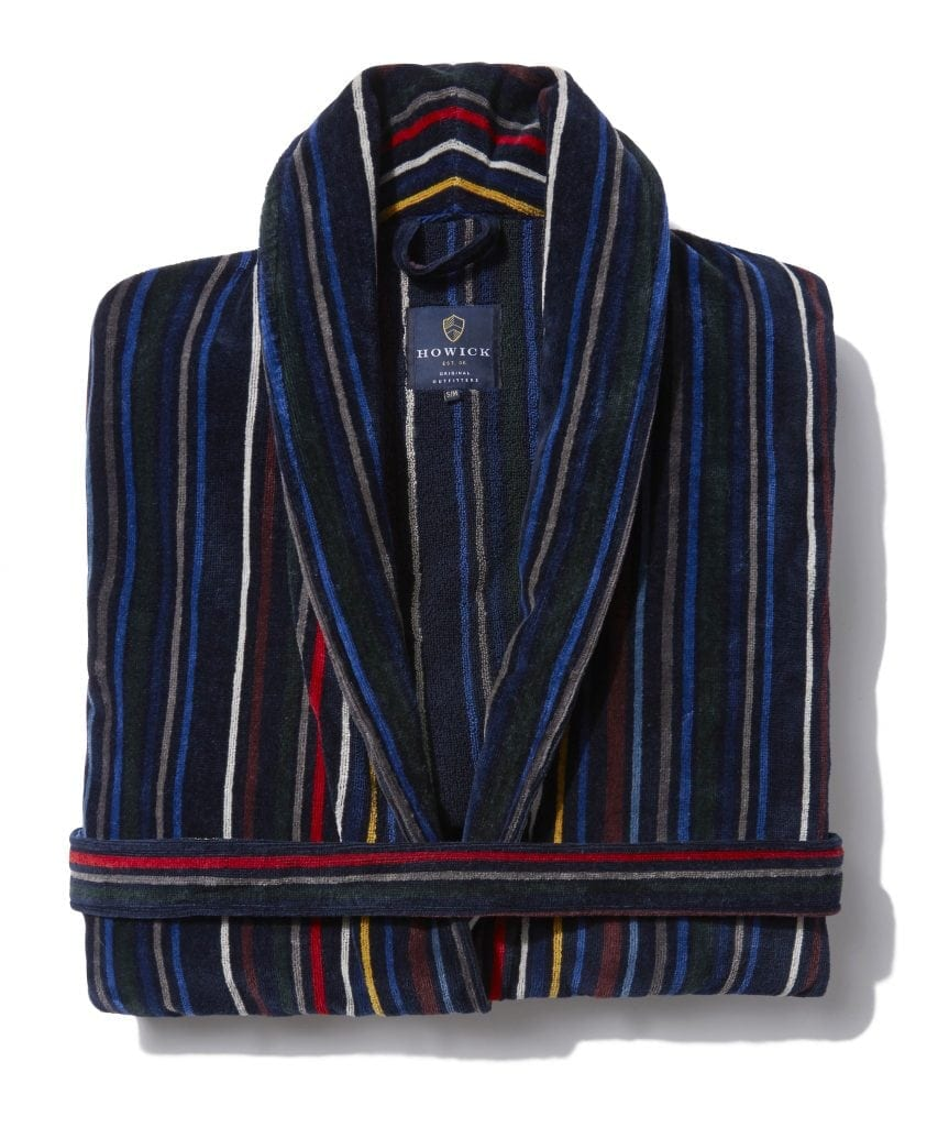House of Fraser - Multi stripe Dressing Gown £75.00