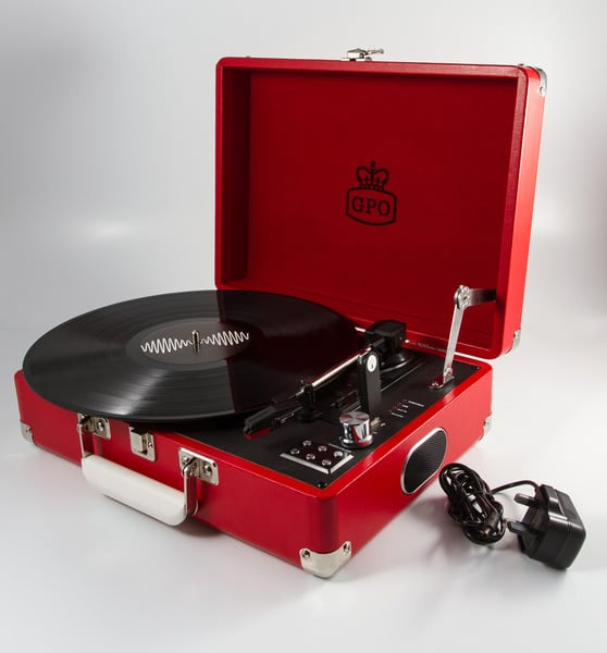 Techhouse - Memphis record player £129.99