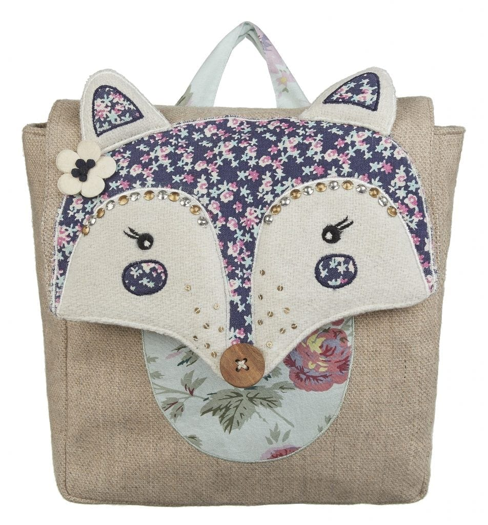 Monsoon - Tweed Backpack £11.25
