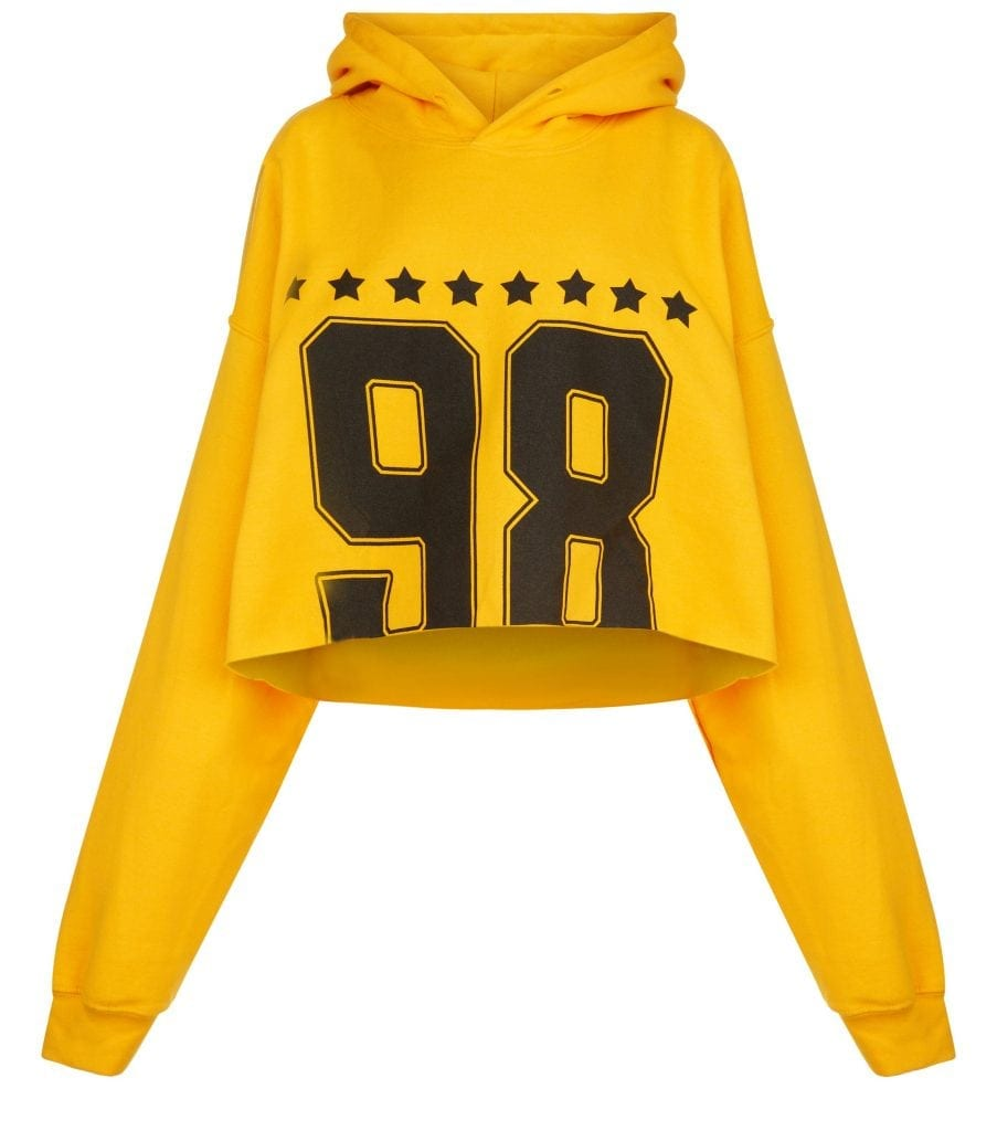 New look - 98 Printed Star Hoodie £14.99