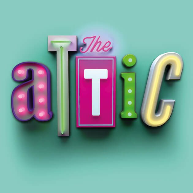 The Attic - The only way is up for food, film and fun at Eden's Attic!