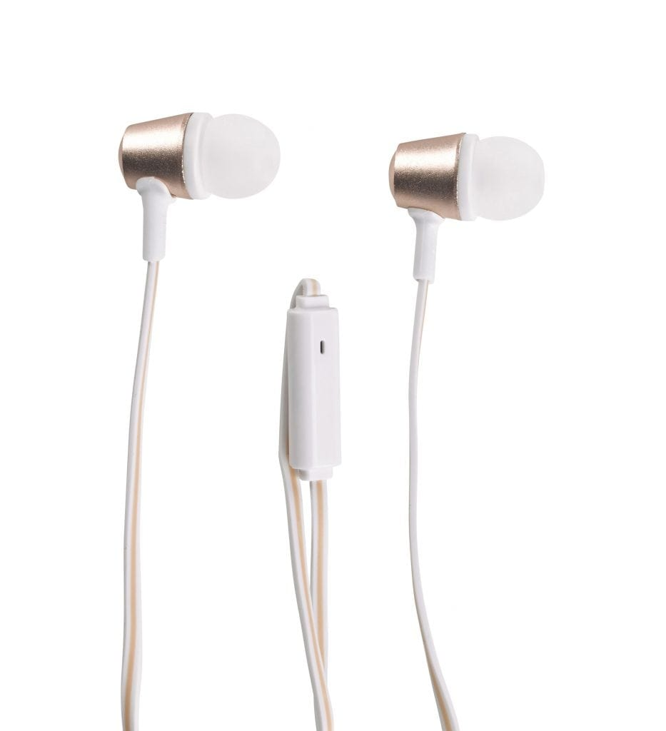 TK Maxx - Gold tone headphones £6.99
