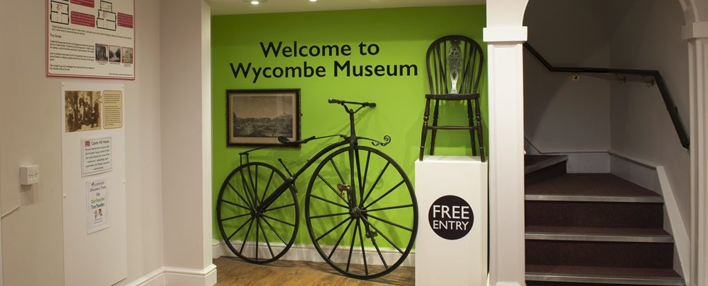 Visit Wycombe Museum!